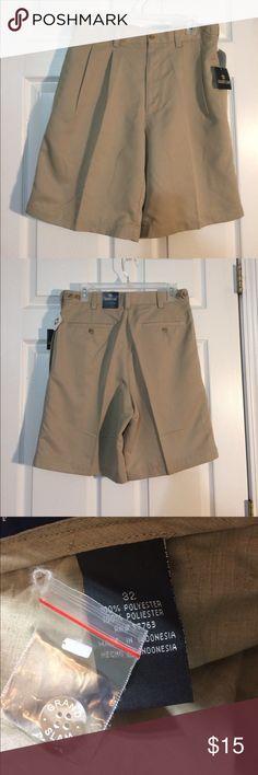 Grand Slam Mens Golf Shorts / NWT New Shorts / very nice looking :) GRAND SLAM Shorts