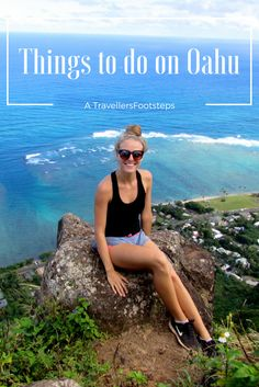 Heading to Oahu, Hawaii? Check out my post on must do on Oahu #hawaii #oahu #travel #travelblog
