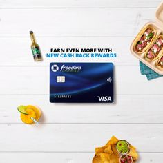 With Chase Freedom Unlimited® you now earn 3% cash back on dining, 1.5% on everything else and more new cash back rewards. Chase Credit, Jpmorgan Chase, Credit Card Application, Digital Wallet, Lottery Tickets, Inspirational Videos, Take Out, How To Get Money, Holiday Parties