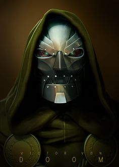 Doctor Doom by Lionel Cornelius Jr on ArtStation