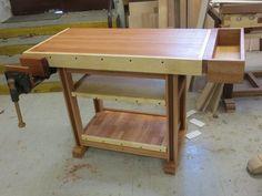 Compact workbench