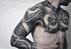 Indian Tribal Tattoos For Men