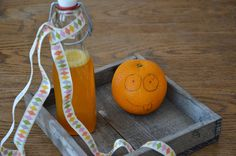 Food and More - Rezeptra: Orangensirup