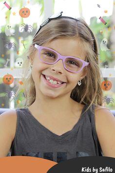 3237037e36c Kids By Safilo Sa0007 Eyeglasses Violet Green 00B2