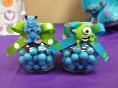 monsters inc Baby Shower Party Ideas | Photo 1 of 14 | Catch My Party
