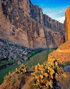 Santa Elena Canyon, Big Bend National Park, TX