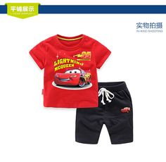 >> Click to Buy << 2017 Boys Sports Clothes for Summer Casual Cool Outfit Children Toddler Clothing Boy Set Cotton t shirt shorts pants for Sales #Affiliate