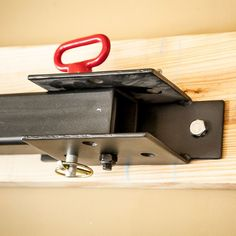 Retractable Power Rack by OneFitWonder | FringeSport Equipment