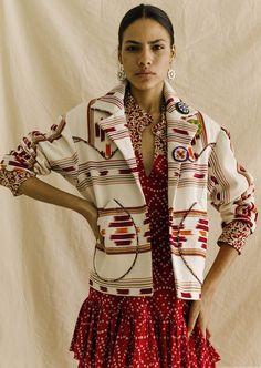 Bohemia Style, Bohemia Fashion, Indian Summer, Feminine Dress, Daily Fashion, Chic Outfits, Dresses With Sleeves, Style Inspiration, Jackets