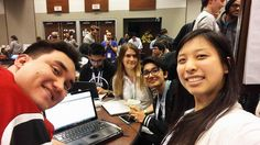 Our unofficial team photo.  Ian myself Marium and Julie.  A first time at #dementiahack for all of us. I had no idea what to expect going in but was draw to the idea of an event that focuses on impact through tech based solutions.  Our team may have been one of the least technical in background but we didn't let that discourage us. We put together a prototype that focuses on the idea of preserving narrative allowing family members to remember an individual for the stories rather then their…