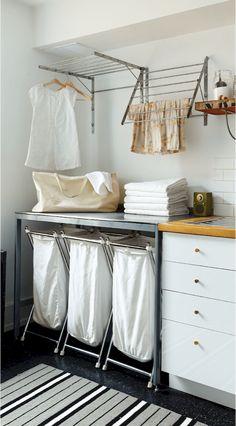 Modern Farmhouse Laundry Room Ideas (30)