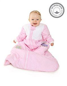Schlummersack Winter Baby Sleeping Bag Long Sleeves 3.5 Tog- Little Birdie - 6-18 months/35inch - $42.99