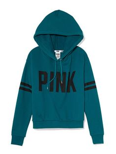 NEW VICTORIA'S SECRET Pullover Hoodie PINK ~ 2014