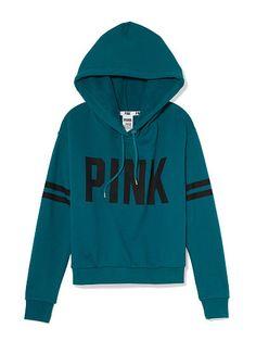 NEW VICTORIA'S SECRET Pullover Hoodie PINK ~ 2014