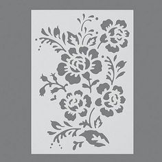 Stencil Templates, Stencil Patterns, Stencil Designs, Paint Designs, Drawing Stencils, Stencil Painting, Fabric Painting, Stenciling, Arte Country