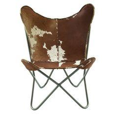 Cole & Grey Hair Side Chair
