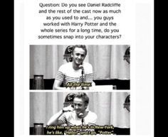 I read it in his voice. Love Malfoy