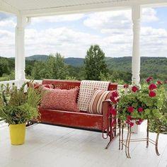 Porches, Gardens & Outdoor Spaces - Follow me, Suzi M, on Pinterest. Interior Decorator Mpls, MN