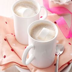Maple Hot Chocolate Recipe from Taste of Home -- shared by Darlene Miller of Linn, Missouri
