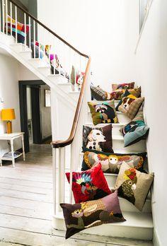 Cushion collection ...Carol Van Dyke