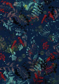 Pattern 01 by Tempo Vivido, via Flickr