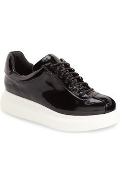 Jeffrey Campbell 'Velocity' Platform Sneaker (Women) available at #Nordstrom