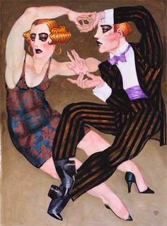 Juarez Machado (Brazilian, born 1941),so many Tango dances