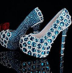 Bedazzled blue