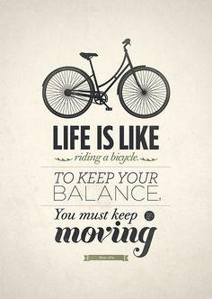 advice to twenty-somethings: keep moving!