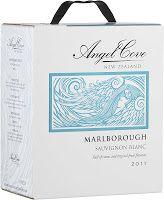 Angel Cove Marlborough Sauvignon Blanc 2011