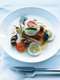 Salad - Greek salad... Wow Beautiful Salad... must try this soon!