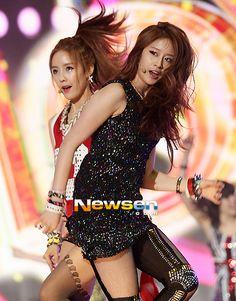 T-ara - HyoMin, JiYeon