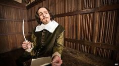 Horrible Histories cast to make Shakespeare movie, Bill - CBBC Newsround Shakespeare Movies, William Shakespeare, Mathew Baynton, Horrible Histories, Making A Movie, History Memes, The Past, It Cast, Geek Stuff