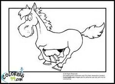 coloring pages ponies cute - Bing Images