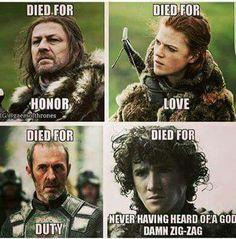 I believe rickon did not get a proper death