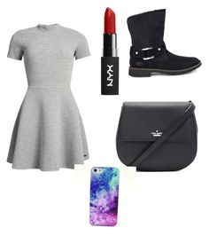 """Untitled #3"" by babici-alexia on Polyvore featuring Superdry, Kate Spade and UGG"
