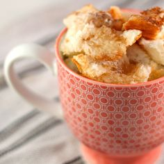 Mug Recipes, Veggie Recipes, Cooking Recipes, My Favorite Food, Favorite Recipes, Dessert In A Mug, Microwave Recipes, Micro Onde, Special Recipes