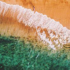 Escaping the madness via @brycejohnson  #enjoyyourweekend #bikinibird