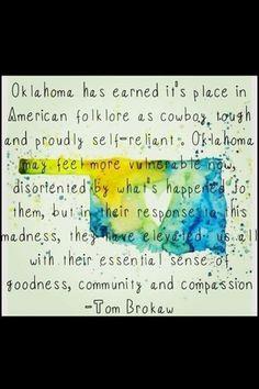 God bless oklahoma