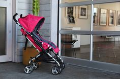 Lightweight Strollers - Advantages of Lightweight Strollers and Stroller Safety Tips