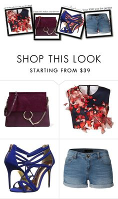 """""""ASIA"""" by junglequeen84 ❤ liked on Polyvore featuring Chloé, Clover Canyon, Ted Baker and LE3NO"""