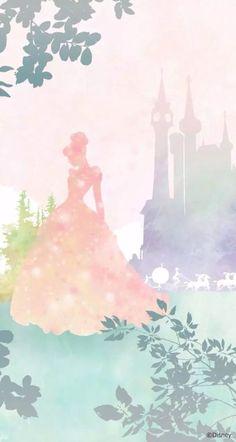 Imagens de Fundo para Celular | Cinderella Papel de Parede | Background | iPhone | Celular | Imagem de Fundo | WhatsApp | Di...
