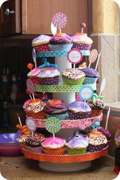 Sweet Shoppe Birthday Party - Candy Theme Ideas |