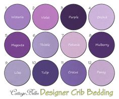 Crib Sheet  or  Toddler Bed Sheet    Shades of by CottageBelles, $40.00