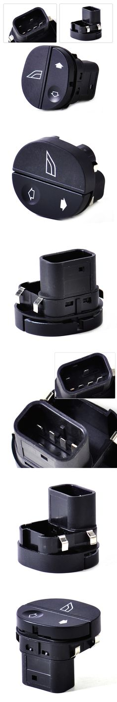 DWCX 96FG14529AC 96FG14529AD Passenger Side Electric Power Window Switch for Ford Fiesta Fusion Street KA Puma Transit Tourneo