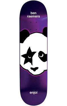 Enjoi Skateboards Ben Raemers My Little Pony Skateboard Deck Resin-7 - 8.125  x 31.7 78d4d9c5e28