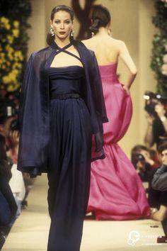 Yves Saint Laurent, Spring-Summer 1993, Couture | Yves Saint Laurent - Collections Europeana