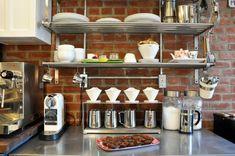 estantes gastronomicos acero