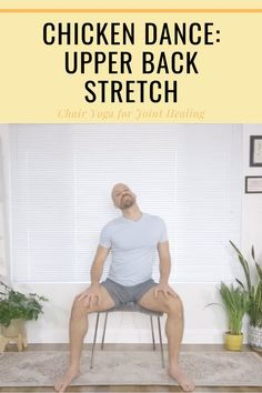 I designed this chair yoga course to help you achieve less pain, increase comfort and mobility, and reduce anxiety – with just a few minutes a day! The chair provides the perfect, sturdy base to work on gentle movements to improve joint function, awaken your muscle strength, all while improving your balance and posture!