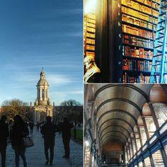 Trinity College, A Bibilioteca